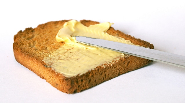 butter vs margarine facts